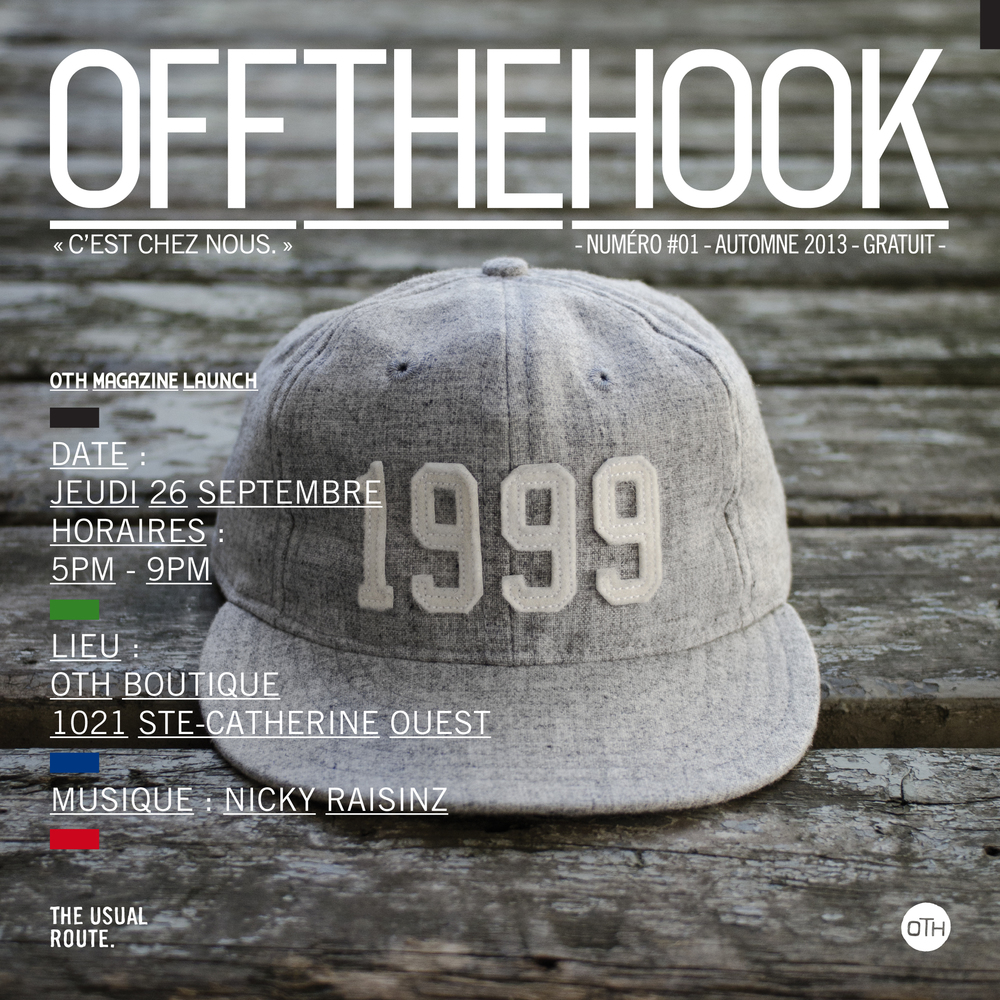 Off The Hook Magazine Launch