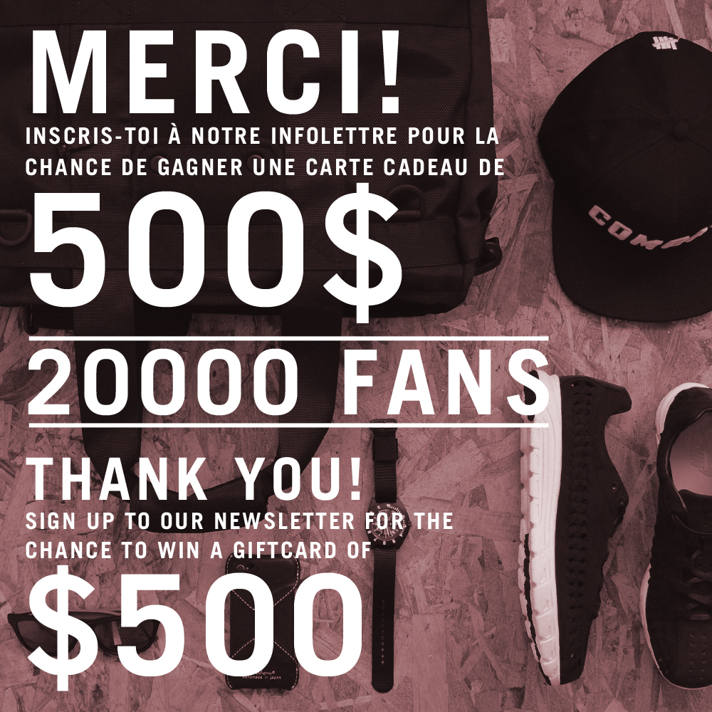 OTH 20 000 fans contest
