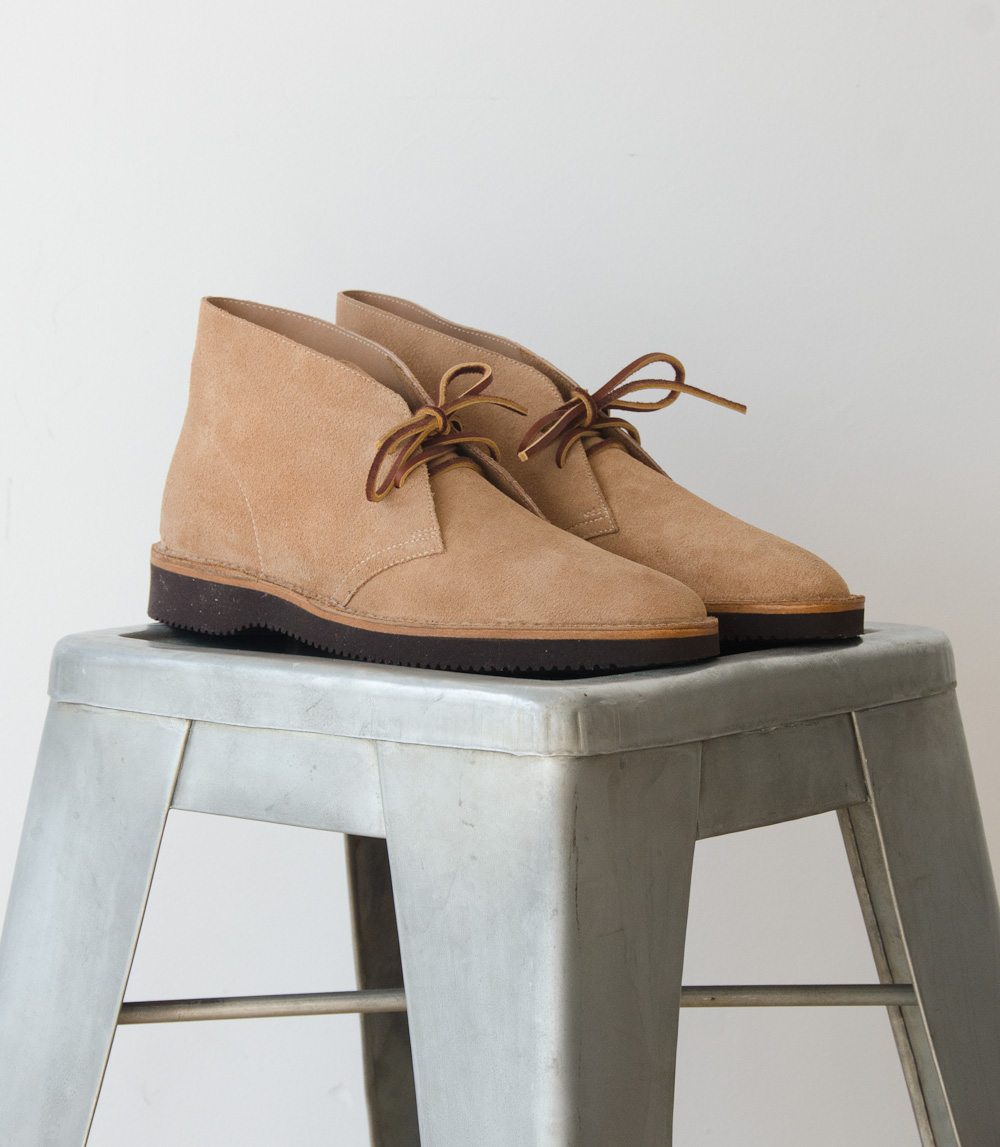 Chamula Dessert Boot   Available online