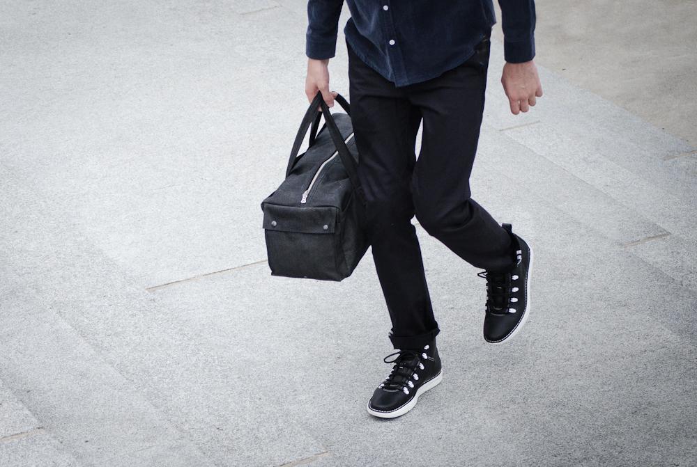 OHW X OTH - Jackrabbit Boots, Black