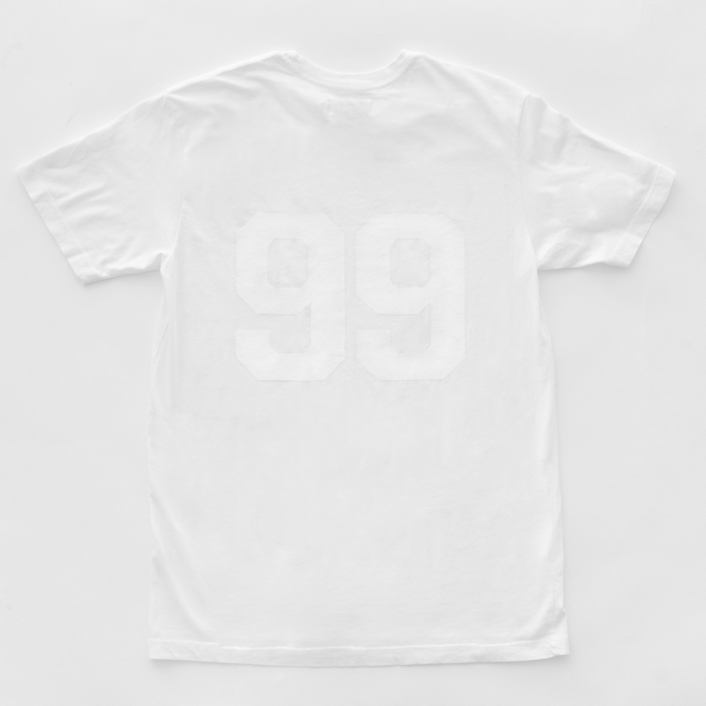 RAISED BY WOLVES X OTH - T-Shirt White/White
