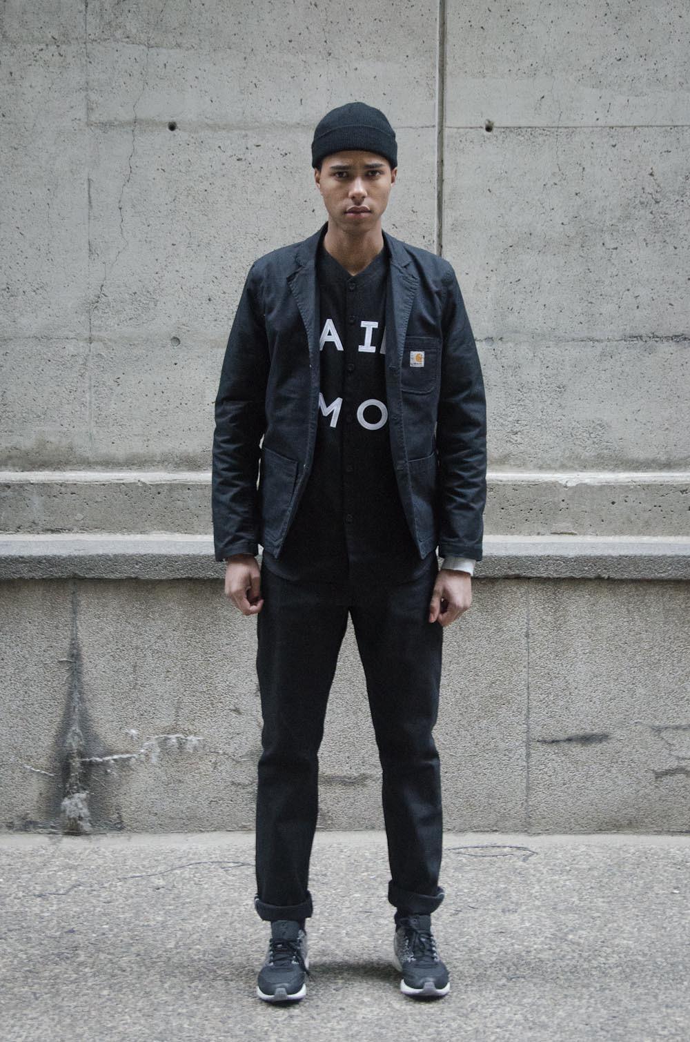 OTH Bonnet Couvre-feu Adidas Adizero Adios 2 Carhartt Sid Blazer