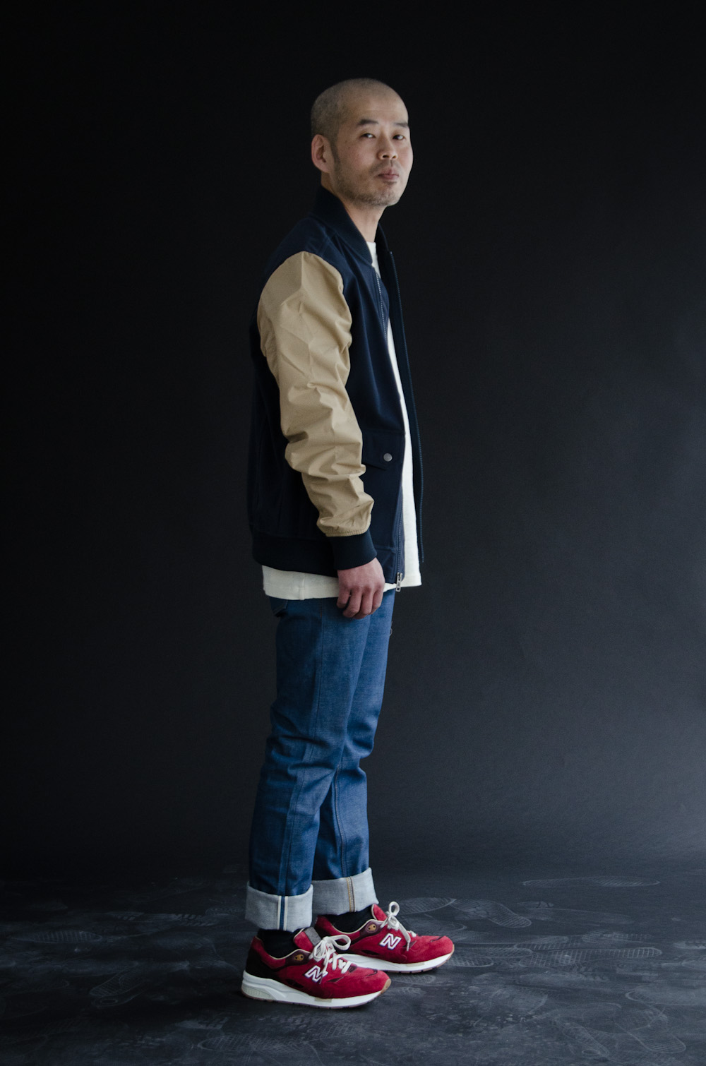 The North Face - Amos Bomber Jacket Big John - Slim Tapered
