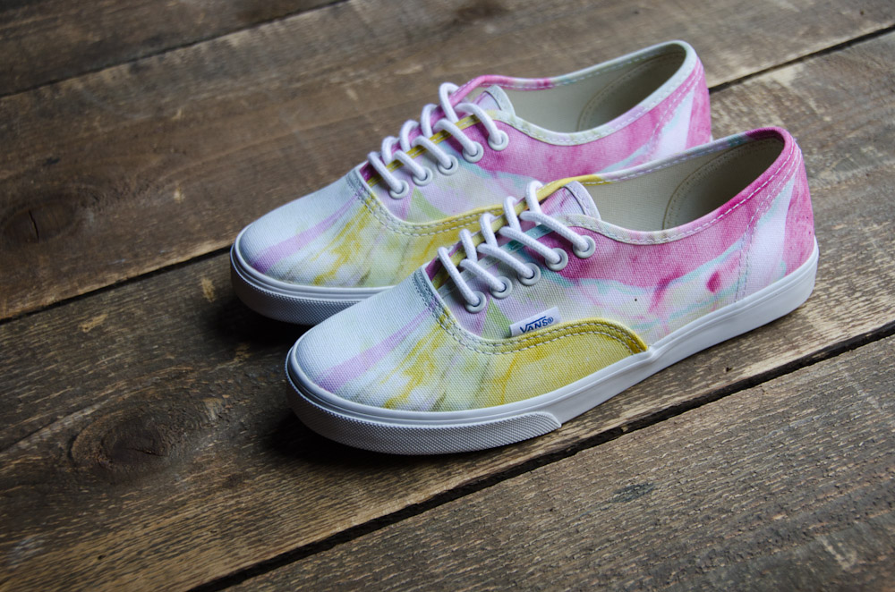 Vans Marble Authentic Lo Pro CA