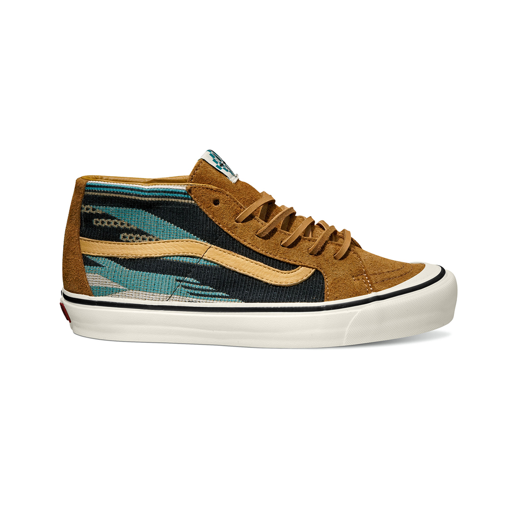 TH Sk8-Mid LX Chimayo Golden Brown
