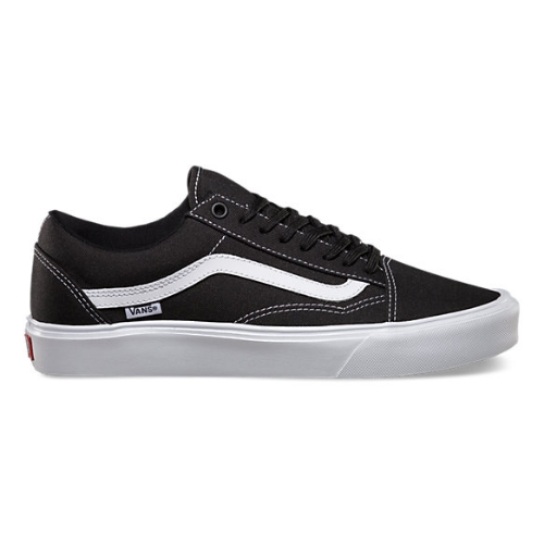 10. Old Skool Lite Black/White