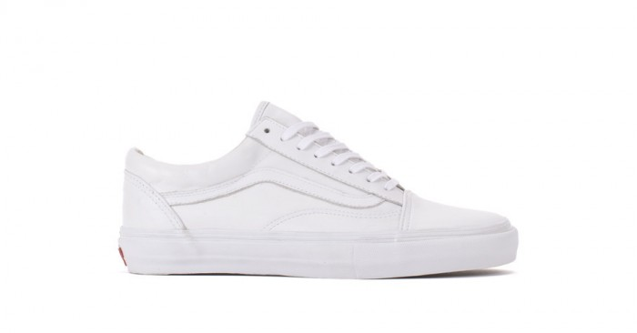 Vans Old Skool All White