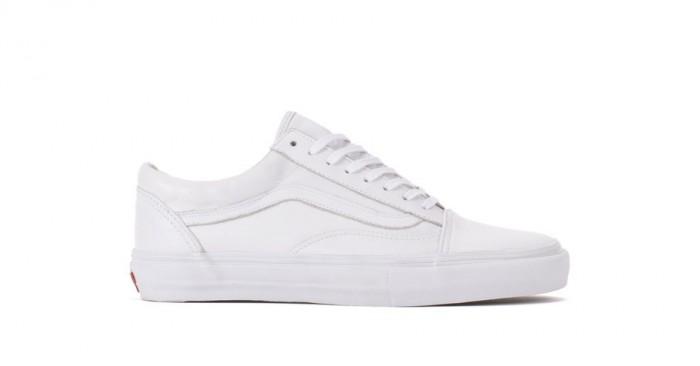 Vans Old Skool All White