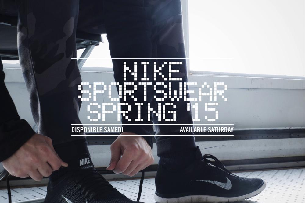 Nike Sportswear Spring 15 OTH