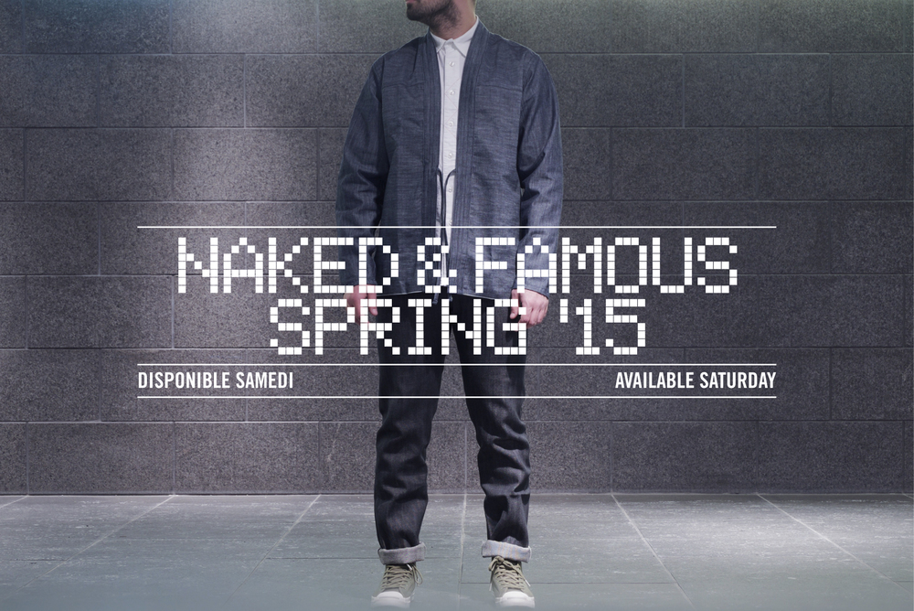 Naked & Famous Spring 15 OTH