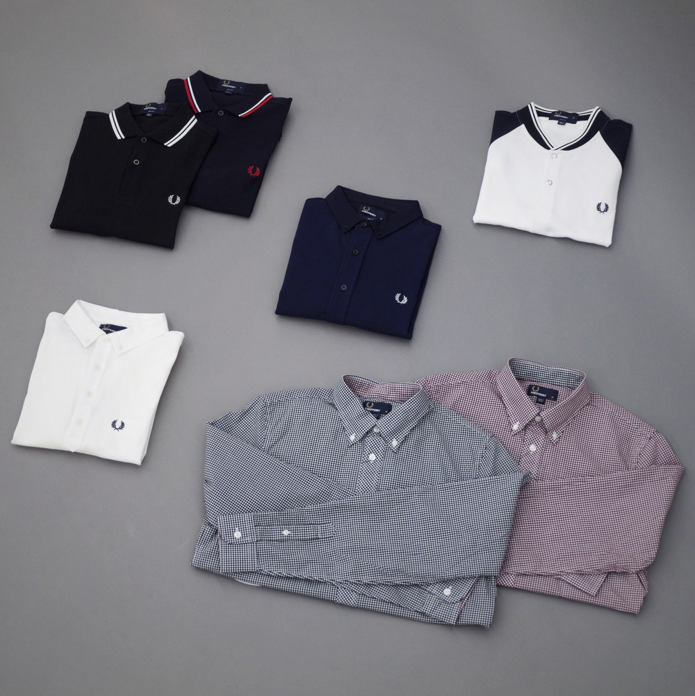Fred Perry SS15 OTH