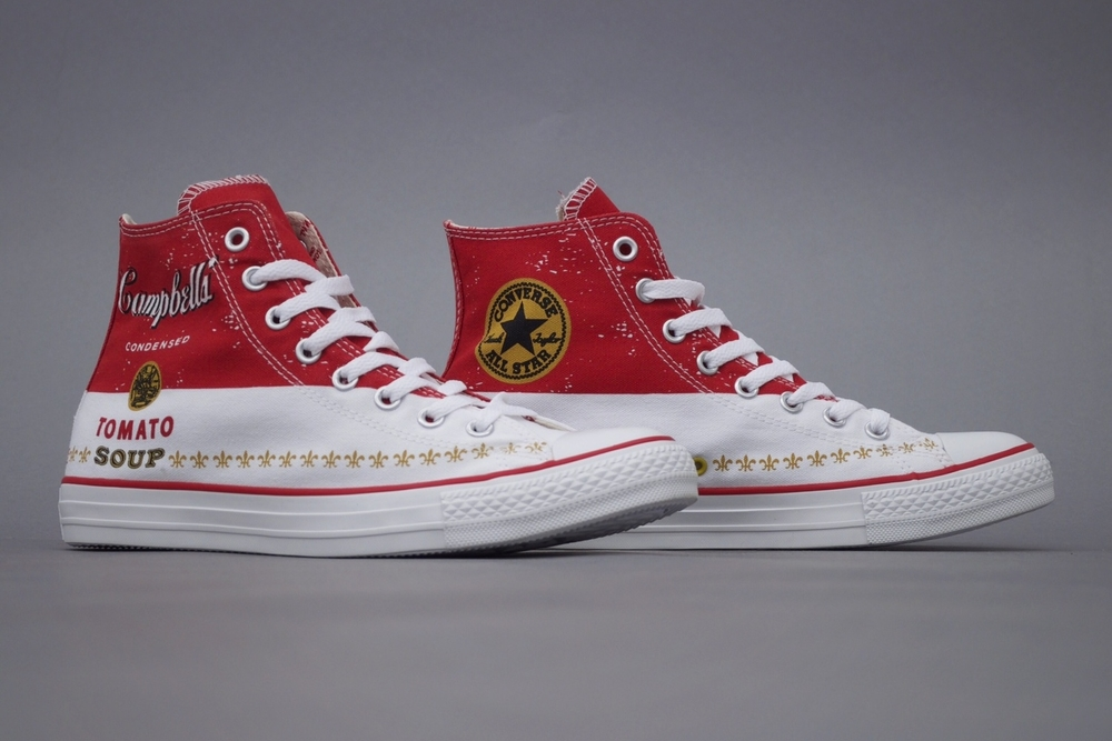 Converse Andy Warhol OTH