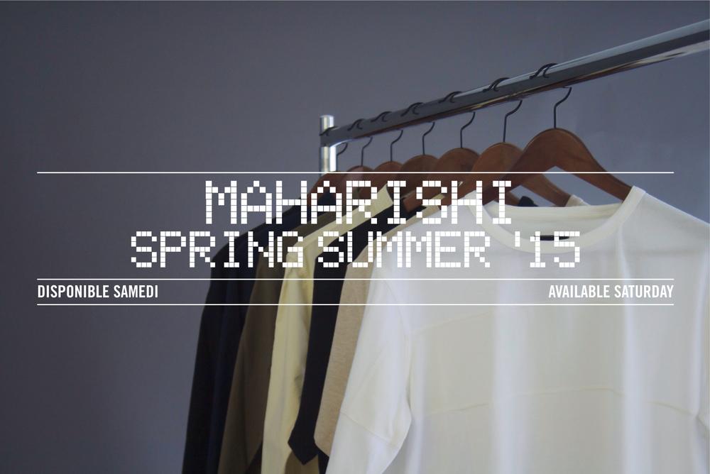 maharishi printemps été 2015 oth