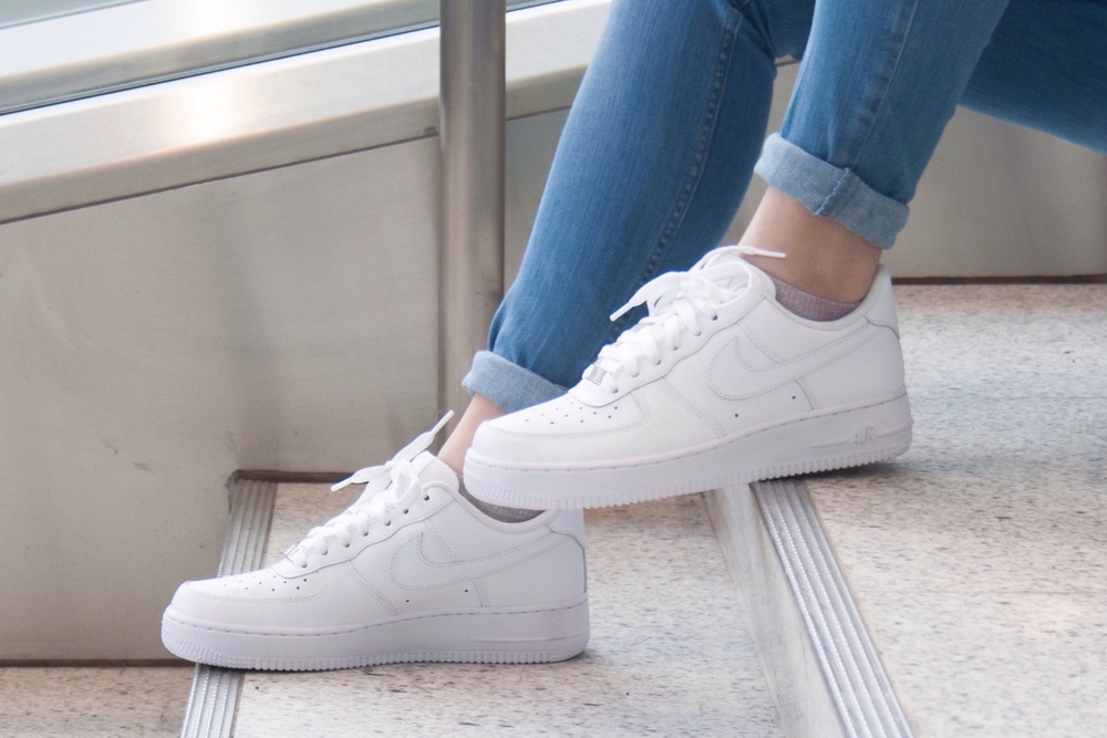 nike air force 1 fille