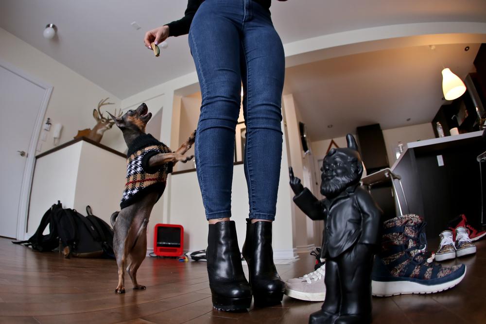 C'mon Feet Roxanne Porlier OTH 5