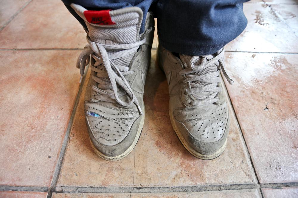 C'mon Feet Ali Sleiman OTH 6