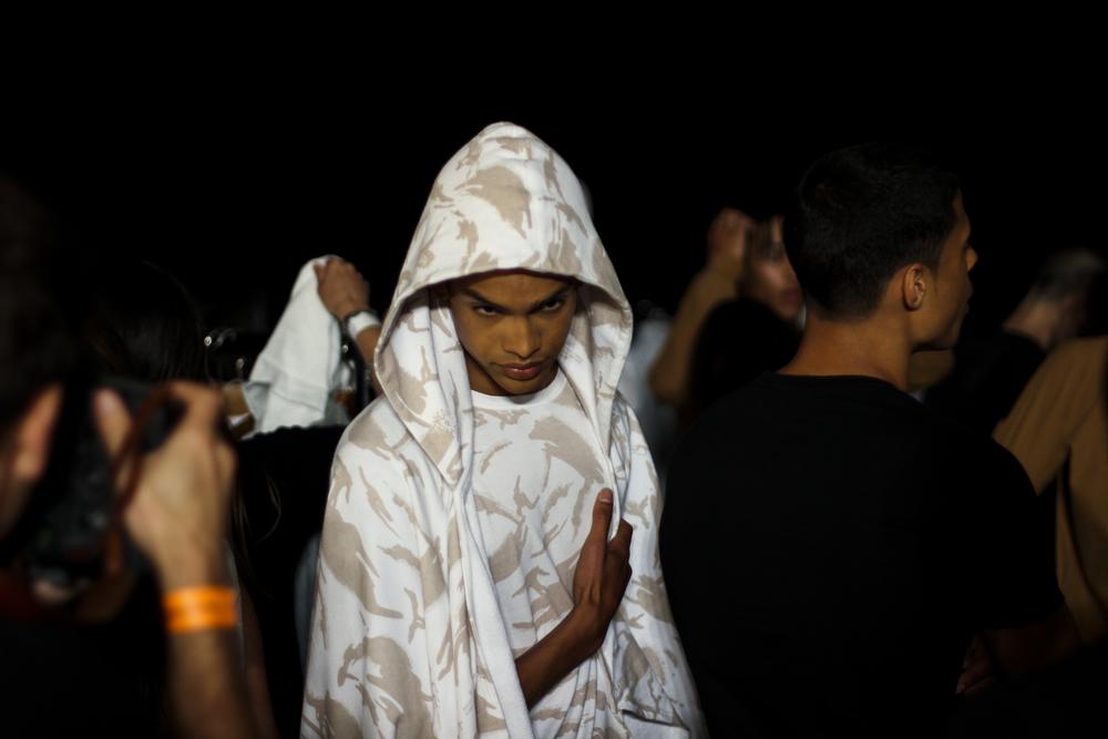 Maharishi Backstage OTH 9