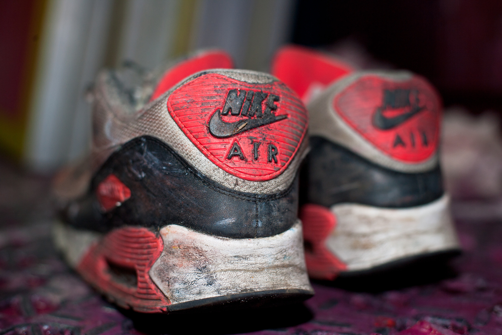 C'mon Feet OTH Tron 3