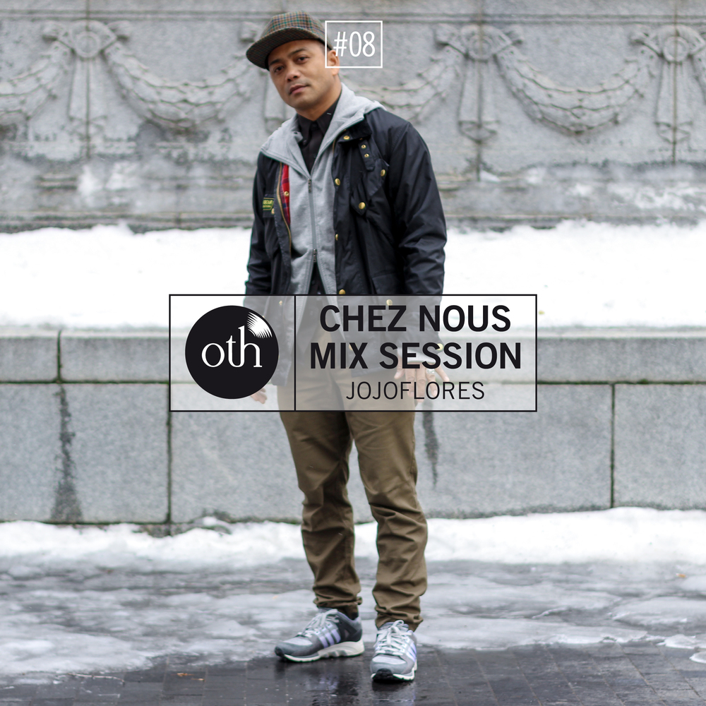 CHEZ NOUS MIX SESSION #08 - JOJOFLORES