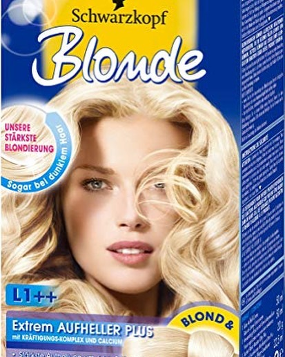 Hi Berliners! Any of you coming to LA in the next few weeks? I'll send you money to pick up 5-10 boxes of this (or the platinum blonde color) as it's literally the best bleach on the planet and my hair likes it. This is a real SOS so I can continue to pretend to be a totally unnatural blonde. DM me if you can help a homo out! A big thank you to previous bringers of hair care contraband @peachesnisker , @moni.tah , and @yonilizer
