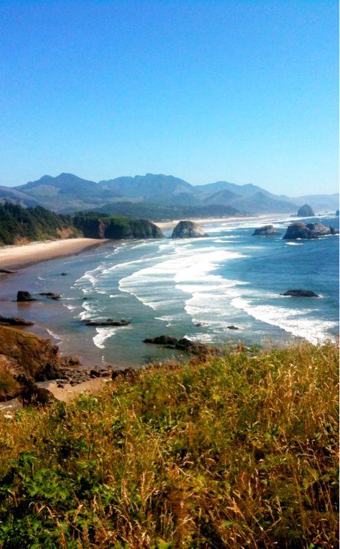 Cannon beach. Amazing.