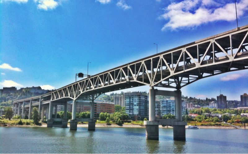 Portland is a city defined by its bridges.
