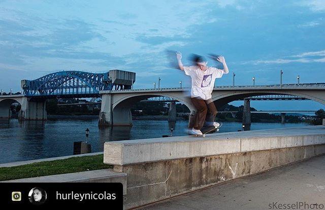@skesselphoto & @hurleynicolas making magic #comfortskateshop #chattanooga #tennessee