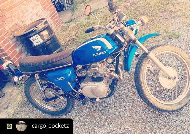 Let's help @cargo_pocketz find his bike yo