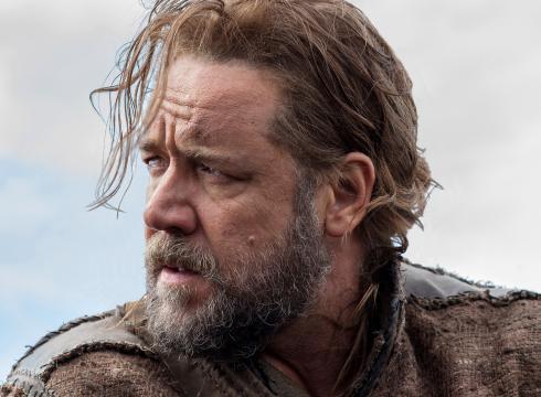 Russell Crowe stars as Noah in Darren Aronofsky's latest film.