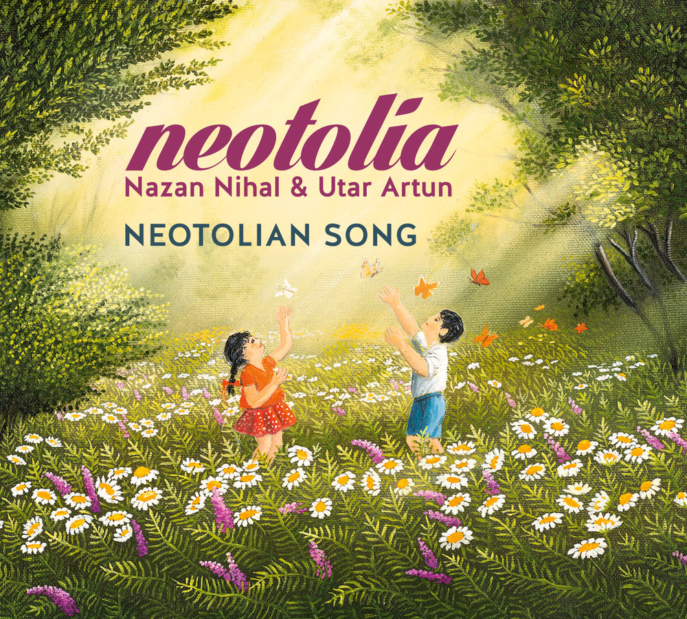 """Neotolian Song"" by Neotolia: Front Cover"