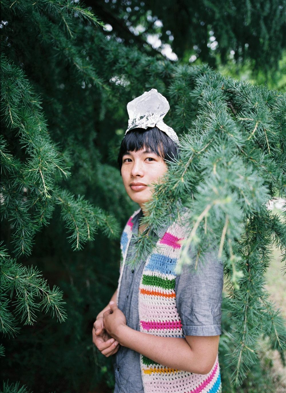 Dustin Wong   Takako Minekawa - Dustin Wong by Hiromi Shinada - dustintakako32f.jpg
