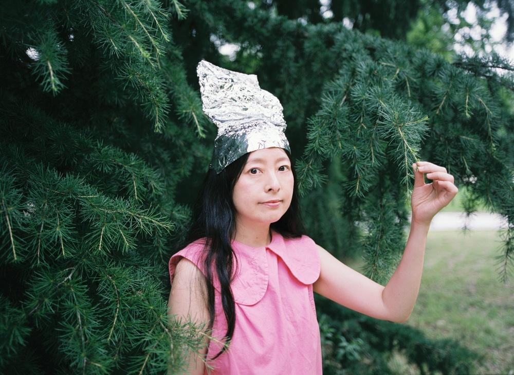 Dustin Wong   Takako Minekawa - Takako Minekawa by Hiromi Shinada - dustintakako33f.jpg