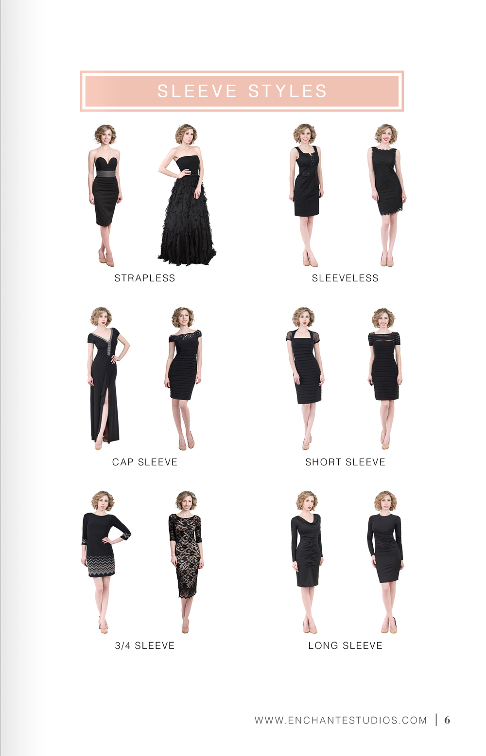 Glamour Style Guide Magazine Format Pages 05 & 06