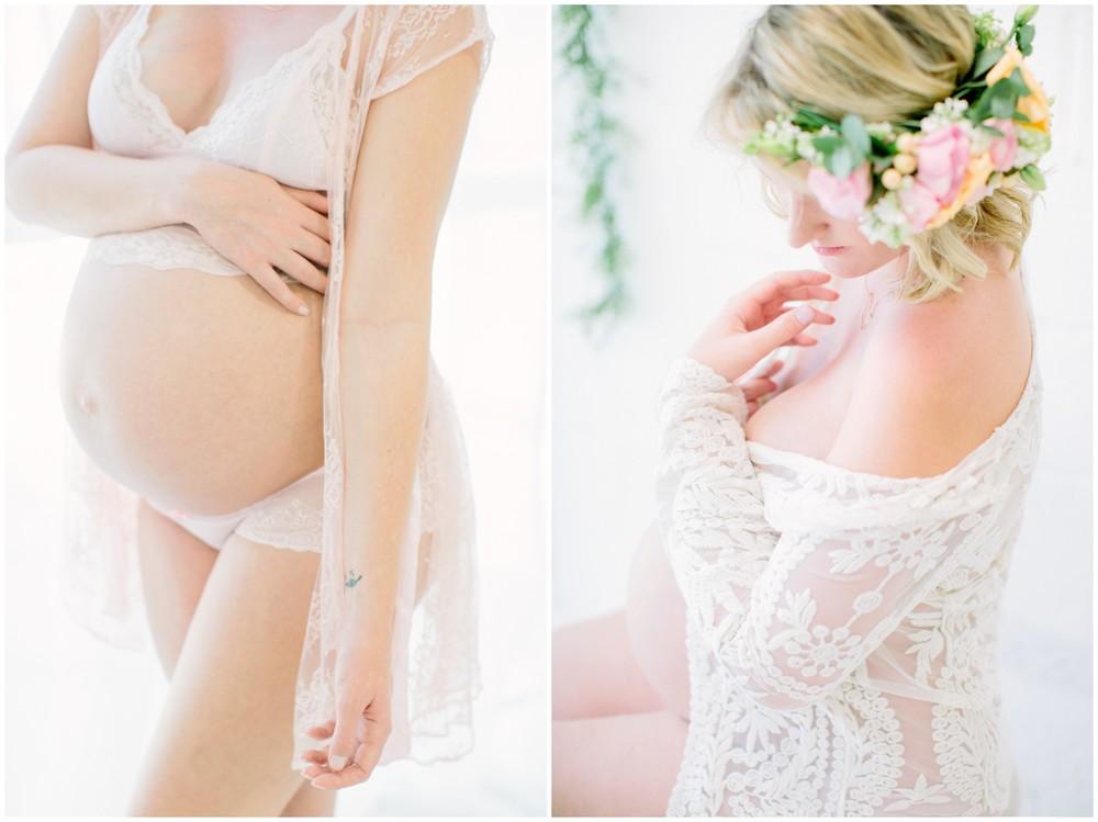 dubai boudoir maternity|enchante studios