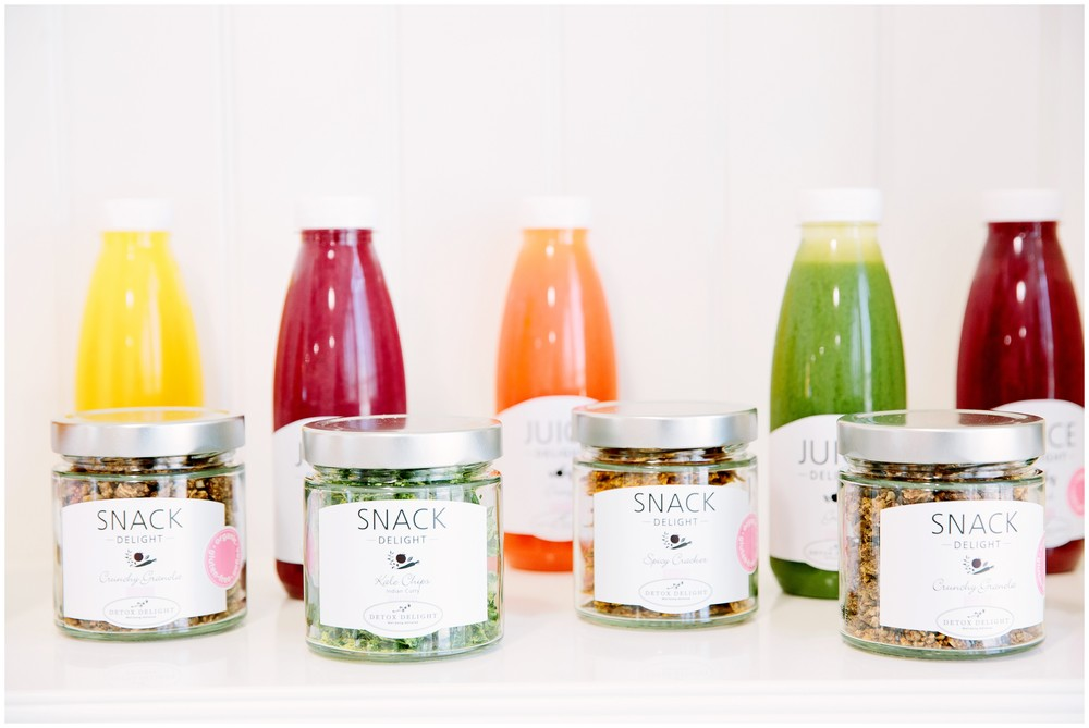 Detox Delight - Product Shoot