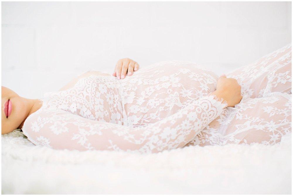 enchanté studios | boudoir maternity
