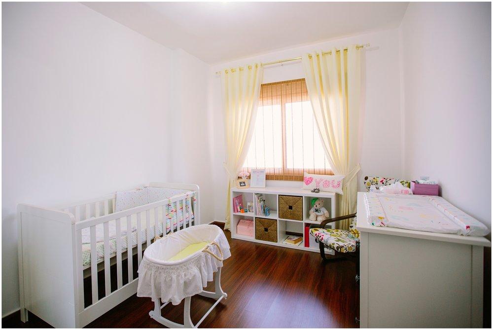 Baby nursery envy here :)