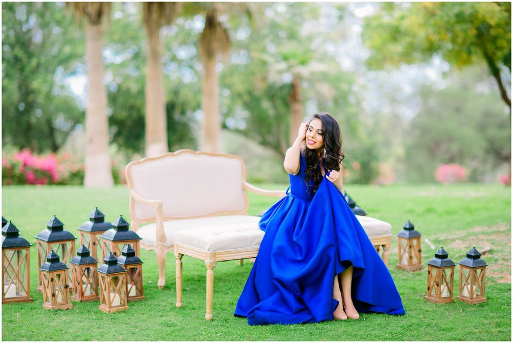styled beauty session | enchante studios | the purple chair