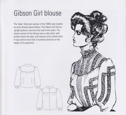 25ae2086ae7 Gibson Girl Blouse — Karolyn Kiisel