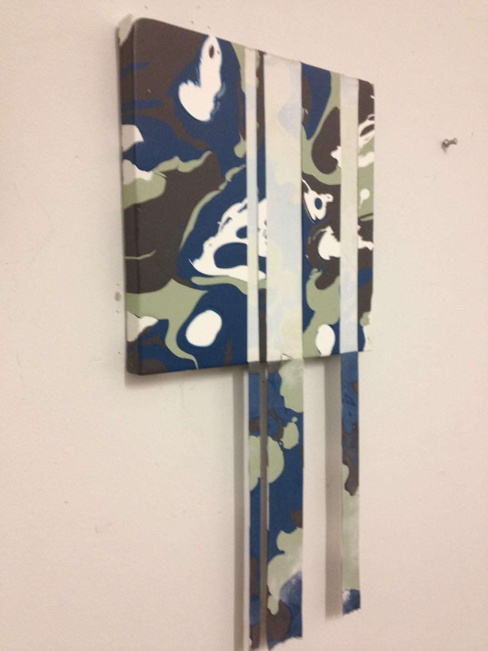 Untitled camo (striped)