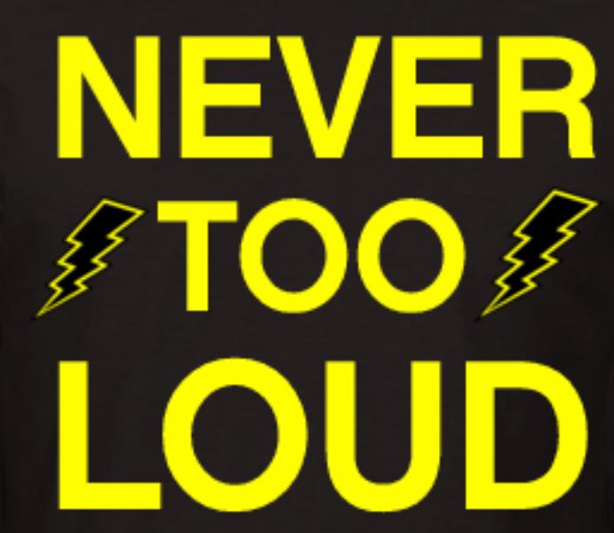 Never Too Loud Podcast - John Bryant