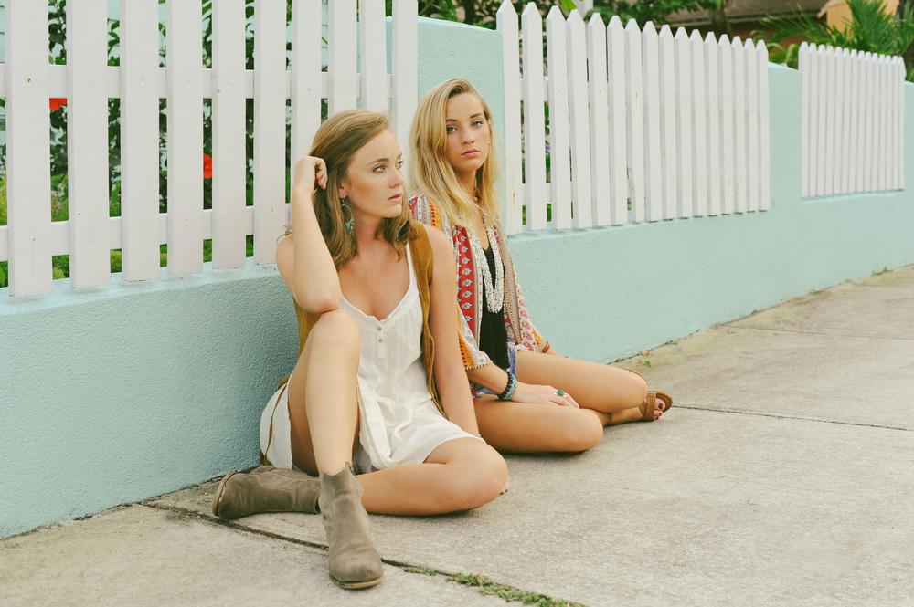 christina cernik - boho girls 1