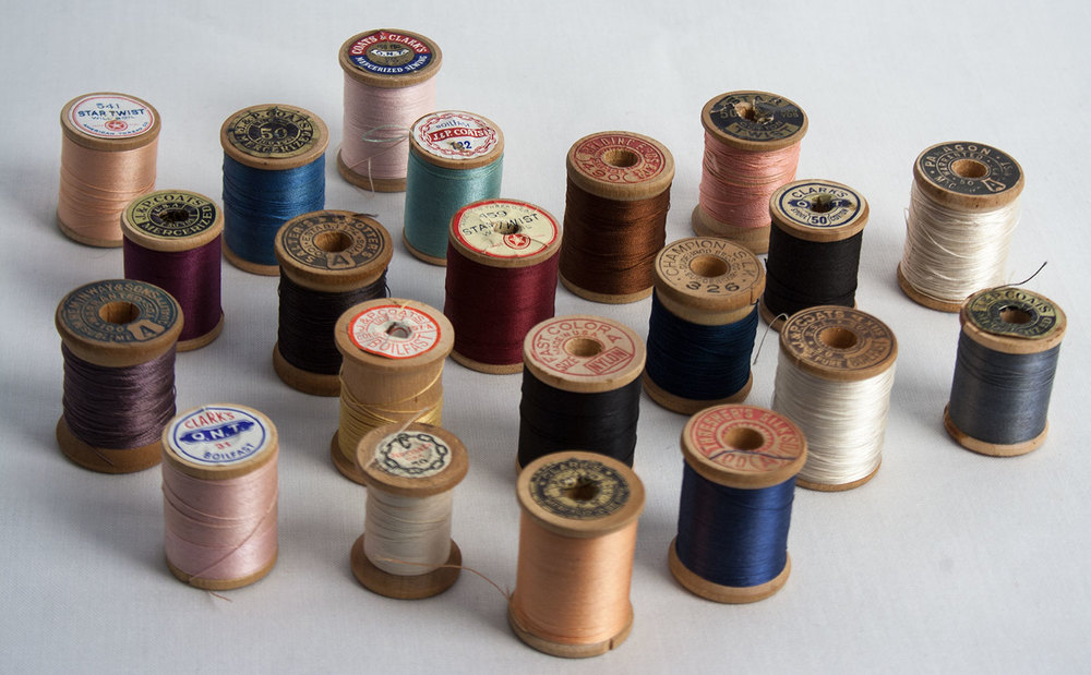 My Old Thread Collection