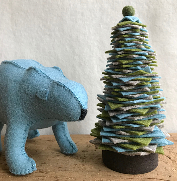 Felt Tree with Blue Polar Bear 2a at 900.jpg