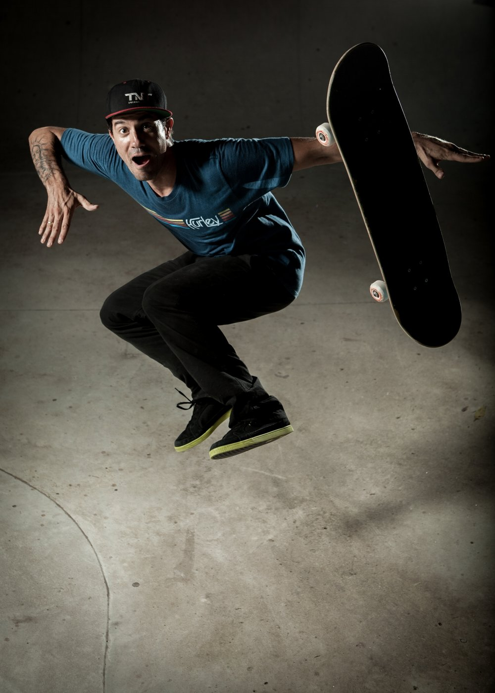 Bob Burnquist , skateboarder
