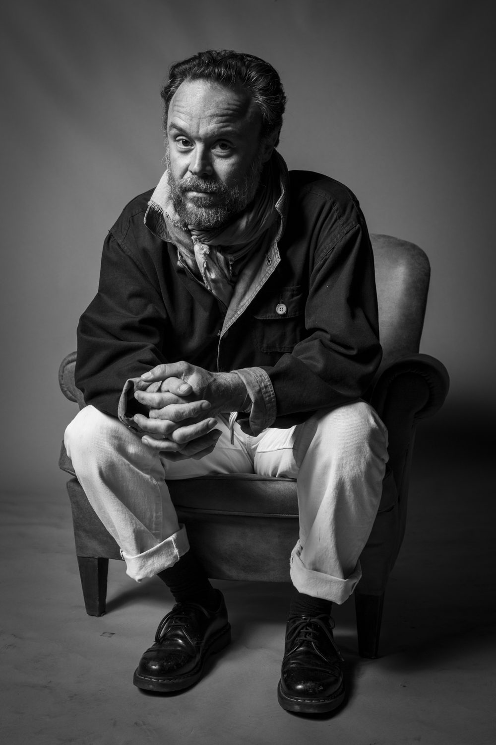 Rodrigo Amarante, singer and songwriter
