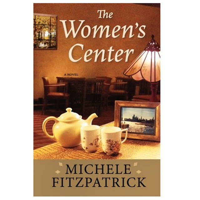 Our latest book cover design for Michele Fitzpatrick's The Women's Center, a debut novel about 4 women who reunite after 35 years to transform an aging Chicago mansion into a 21st century women's center. Published by Amika Press and available now on Amazon.com. A perfect #InternationalWomensDay read! #Chicago #bookcoverdesign #design #publishing #amikapress #smallbusiness #california #sunnyvale