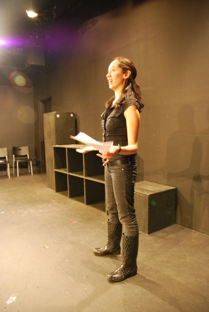 Katharine Lerner in CHANGE by Elaine Avila