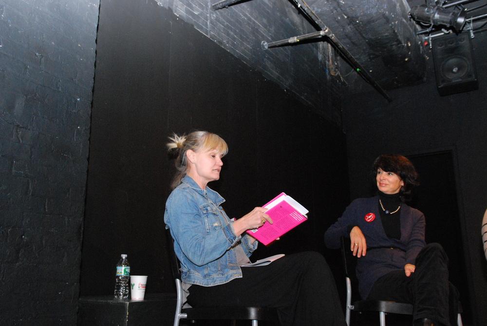 Donna Dees Thomases and Leah Gunn Barrett
