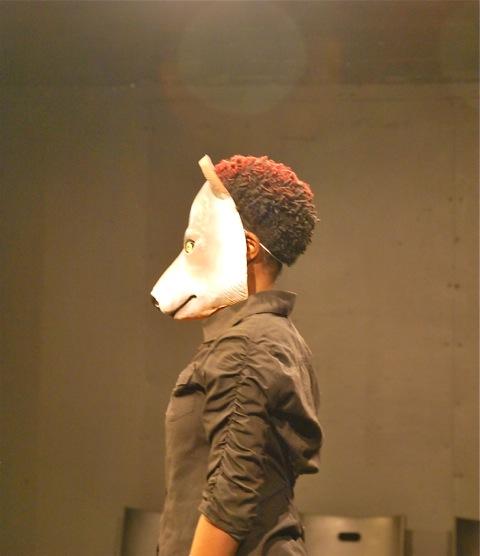Sadah Proctor in ORANGUTANS DON'T KILL by Winter Miller